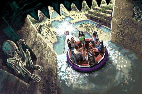 Magic Island Theme Park